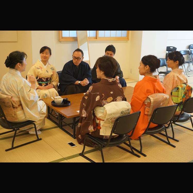 日本文化体験サロン