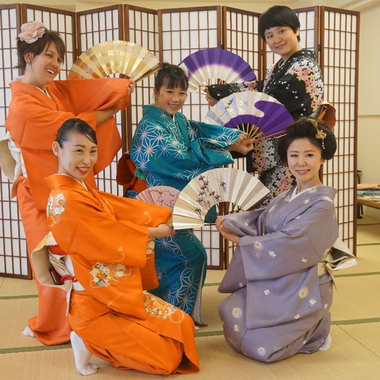 JAPANESE CULUTURE EXPERIENCE SALON
