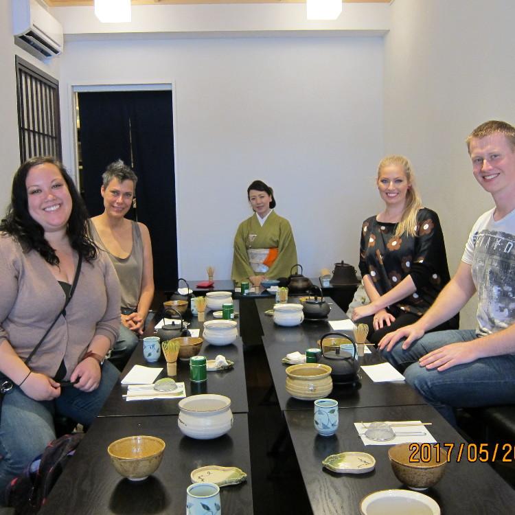 SHIZU-KOKORO ~A Tea Ceremony Workshop~