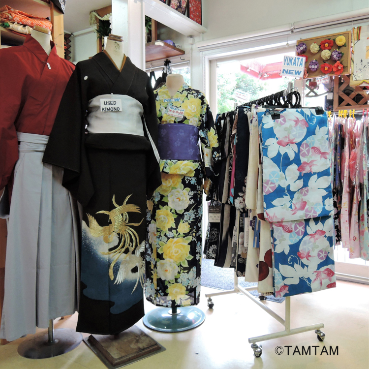 Japanese arts & crafts shop - TAMTAM