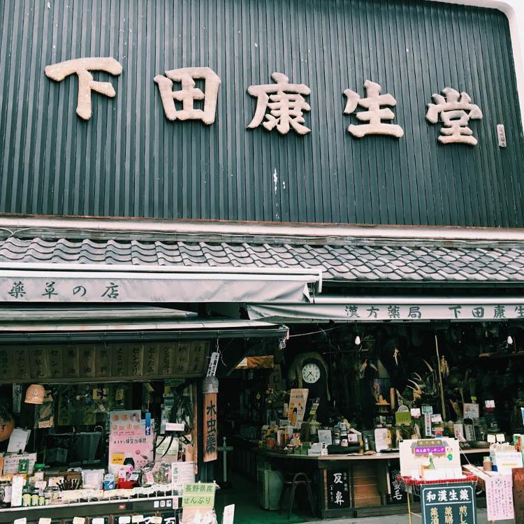 漢方薬局 下田康生堂
