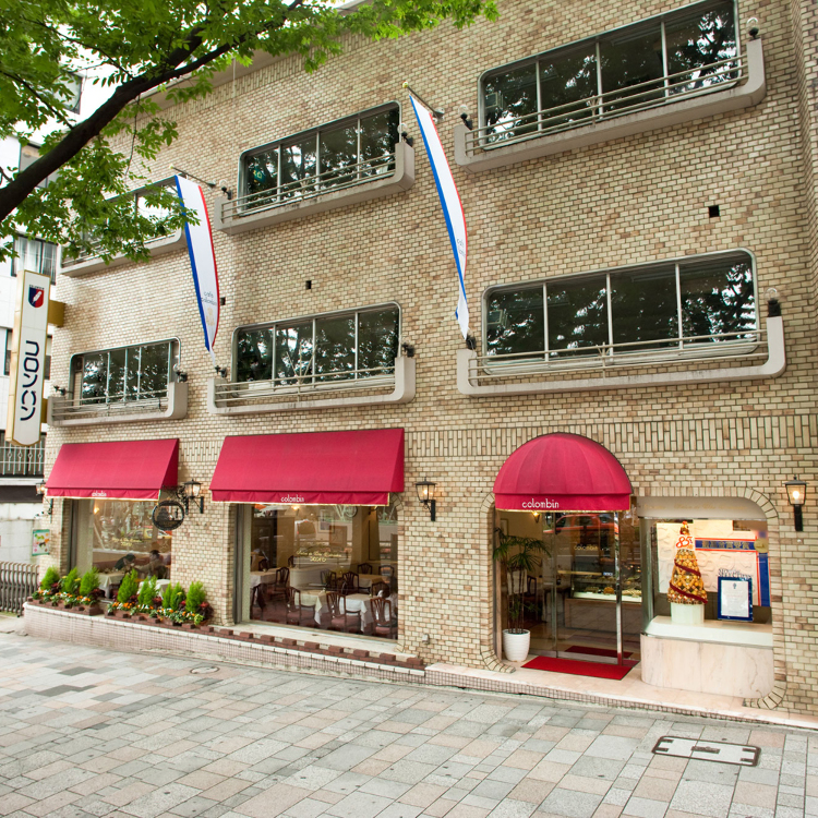 Colombin Harajuku Salon
