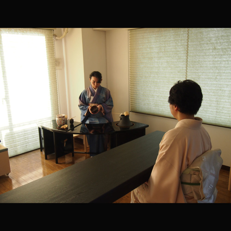 Tea Ceremony Salon produced by Mikiko Kono