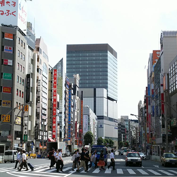 Ueno Chuo Dori street (Ueno Chuo Dori Shop Association)