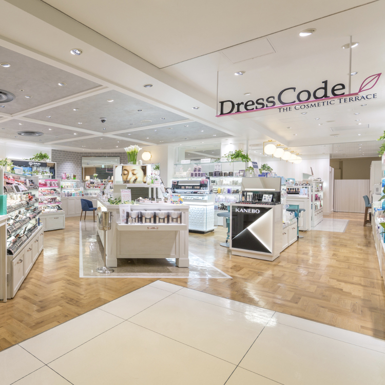 THE COSMETIC TERRACE DressCode ルミネ新宿店