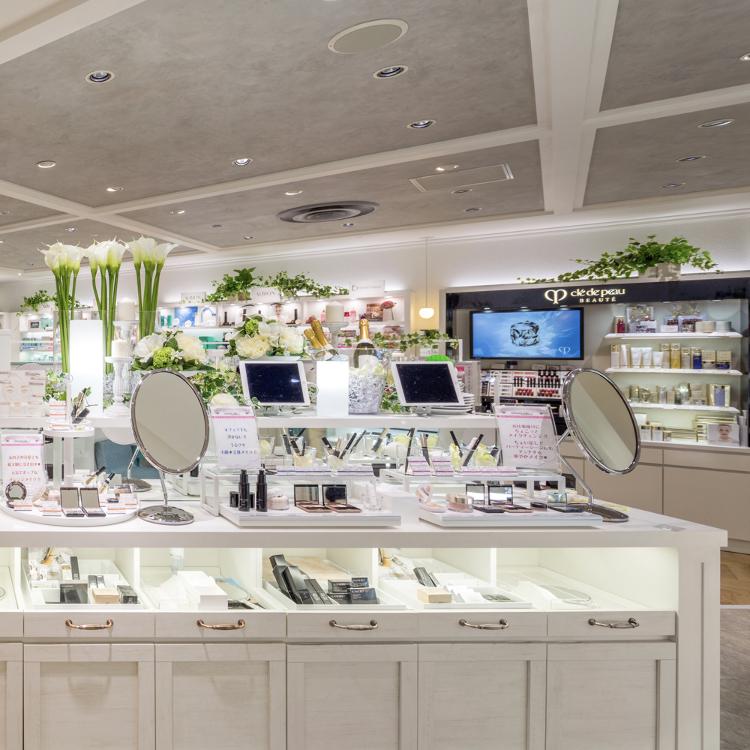 The Cosmetic Terrace DressCode Lumine Shinjuku branch