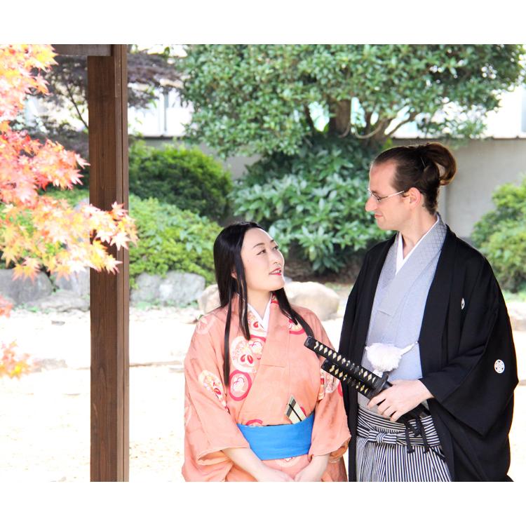 Kimono rental shop SARA