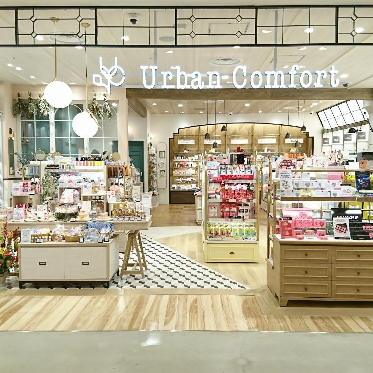 Urban Comfort Ueno store