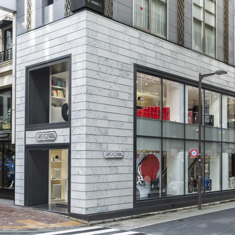 RIMOWA Store Tokyo Ginza 6chome
