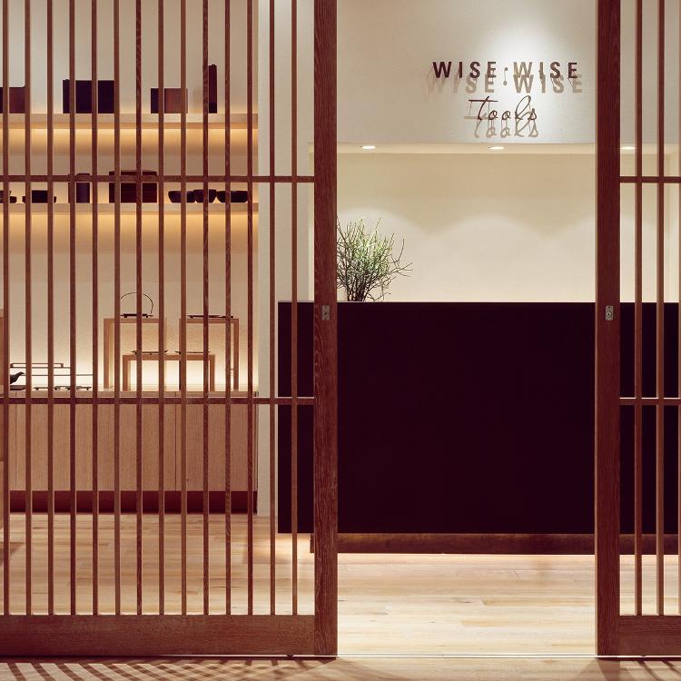 WISE・WISE tools (Tokyo Midtown)