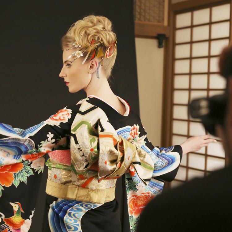 Yume-sharaku - Photo studio in Asakusa-