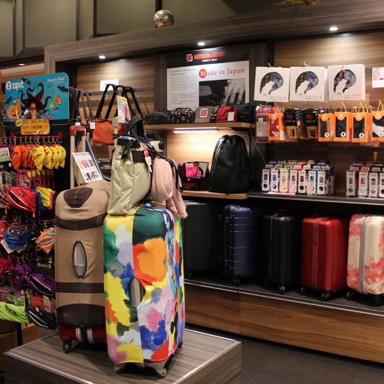 d583901b93 Travel luggage and accessories speciality shop -Toko Haneda International  Airport Store