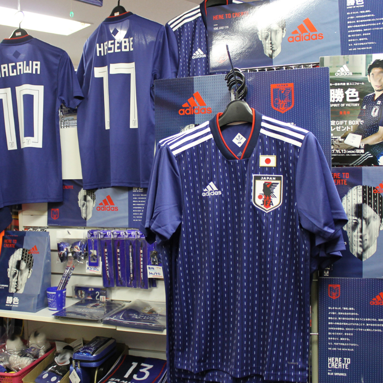 FOOTBALL SHOP fcFA - LIVE JAPAN (Japanese travel e8a6ee8a5