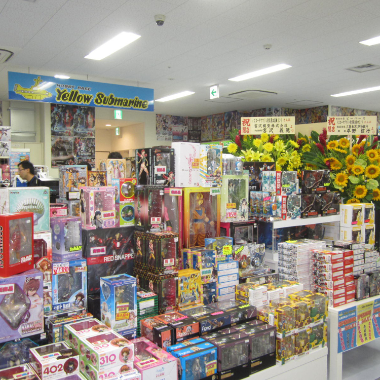 Yellow Submarine Akihabara Main Shop ★Mint