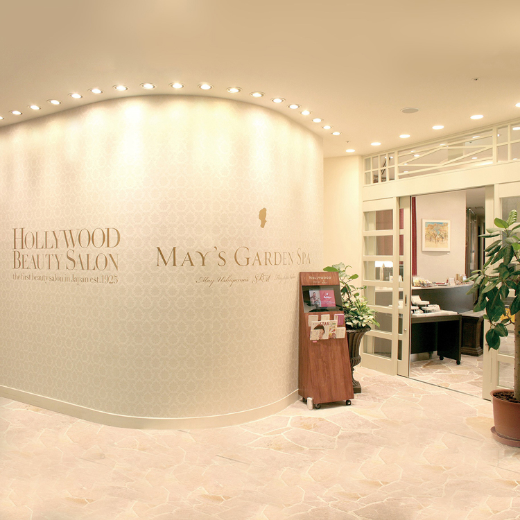 HOLLYWOOD May's Garden Spa