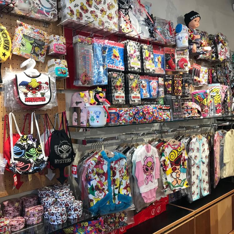 HYSTERIC MINI原宿本店