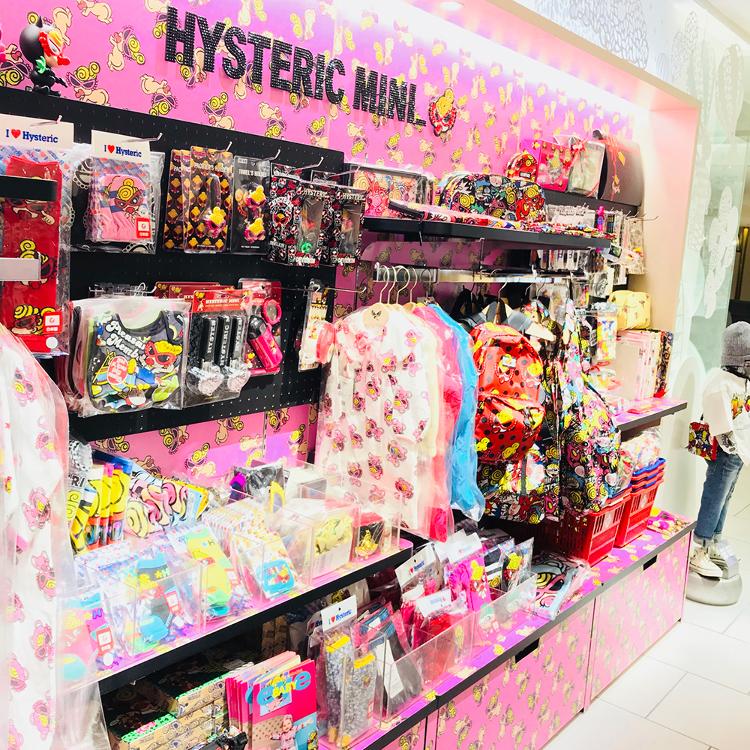 HYSTERIC MINI 伊勢丹新宿店