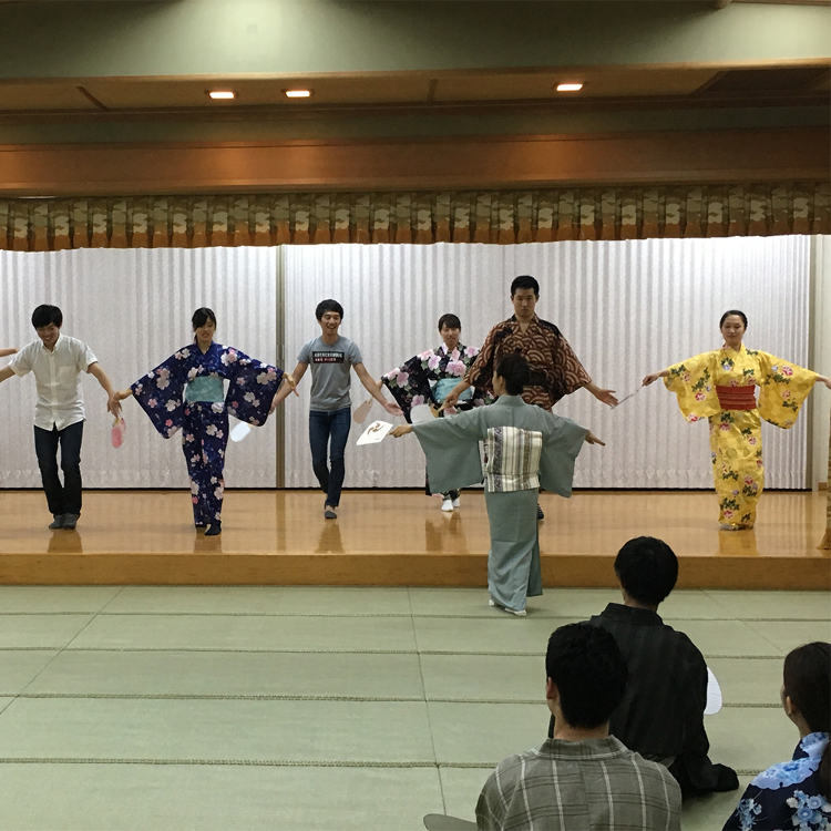 Fujima Kanhiroyuki  Japanese Traditional Dance School