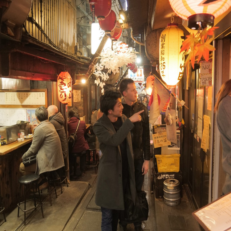 Tokyo Bar Hopping Tour by Magical Trip - LIVE JAPAN