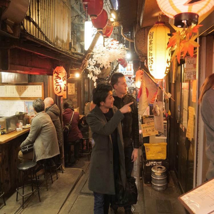 Tokyo Bar Hopping Tour by Magical Trip