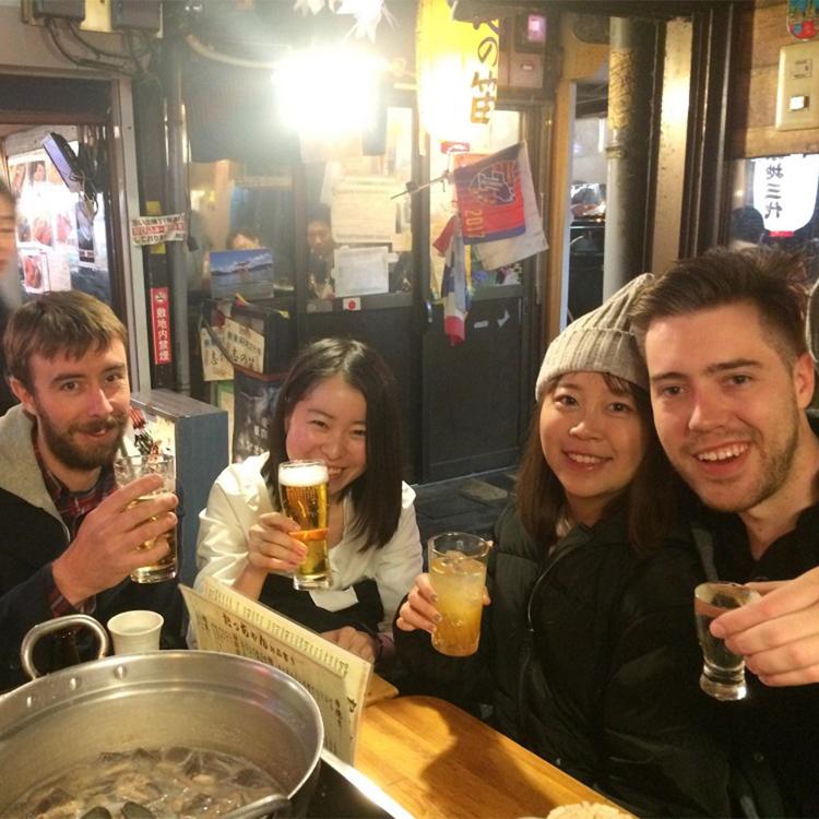Tokyo Bar Hopping Tour by Magical Trip - LIVE JAPAN ( 일본의