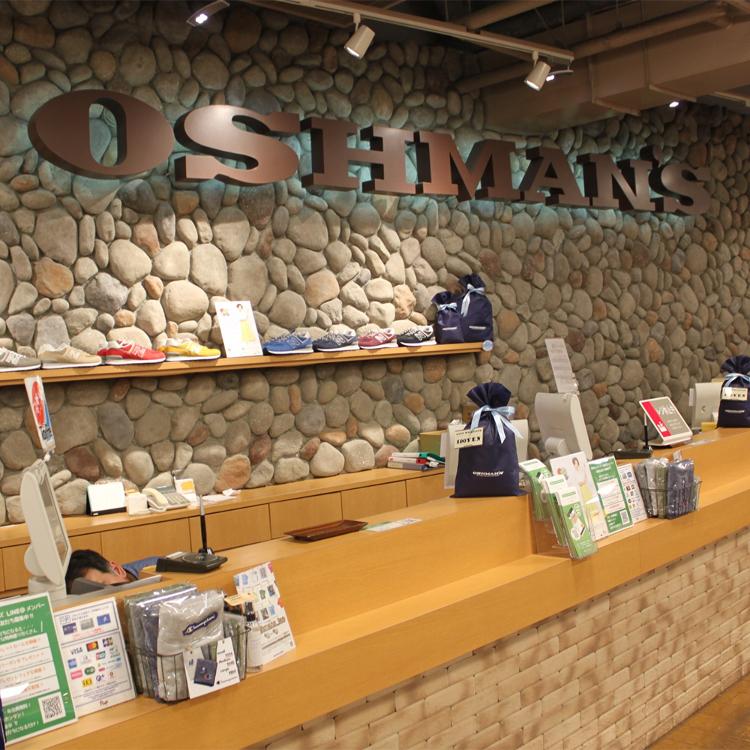 OSHMAN'S SHINJUKU