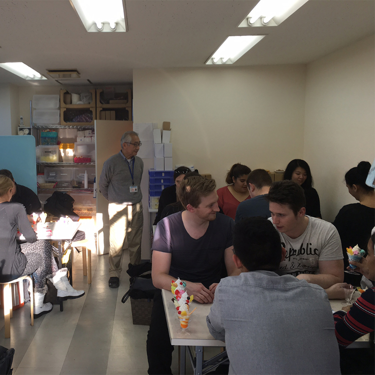 Yamato Sample Factory Workshop 3