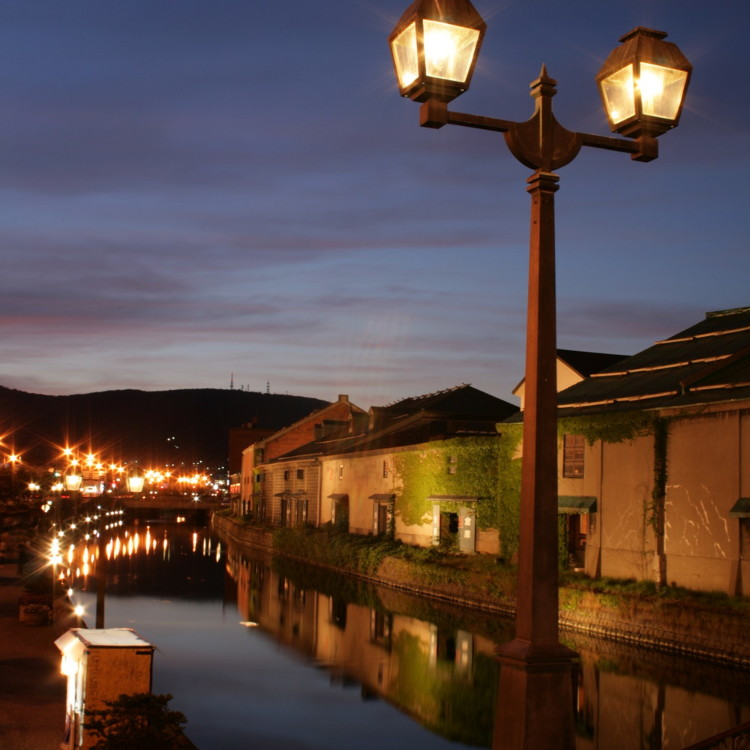Otaru Canal