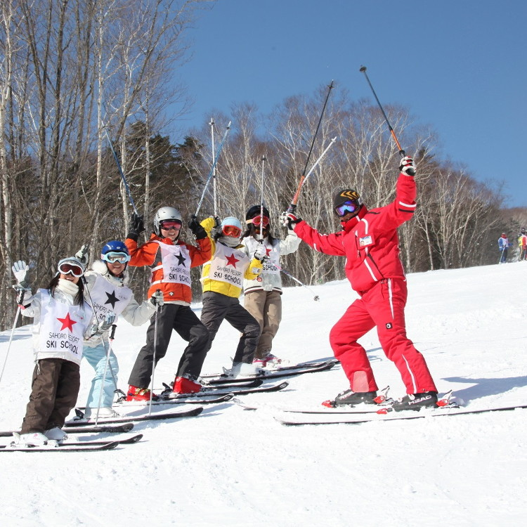 SAHORO SKI RESORT