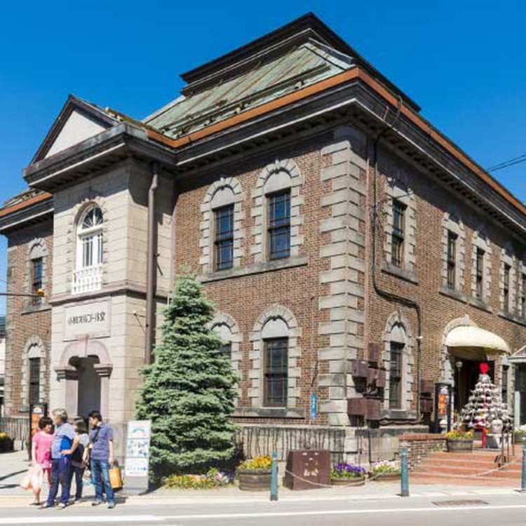 Main Building of the Otaru Music Box Museum