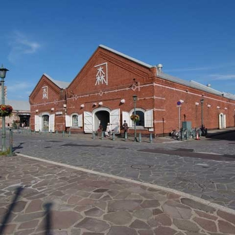 Kanemori Red Brick Warehouse