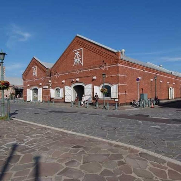Kanemori Red Brick Warehouse