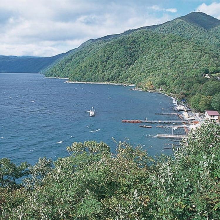 Lake Shikotsu