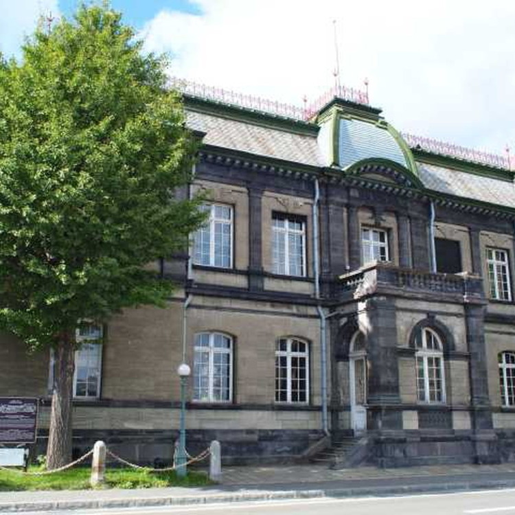 Important Cultural Property-Former Otaru Branch of NYK Line