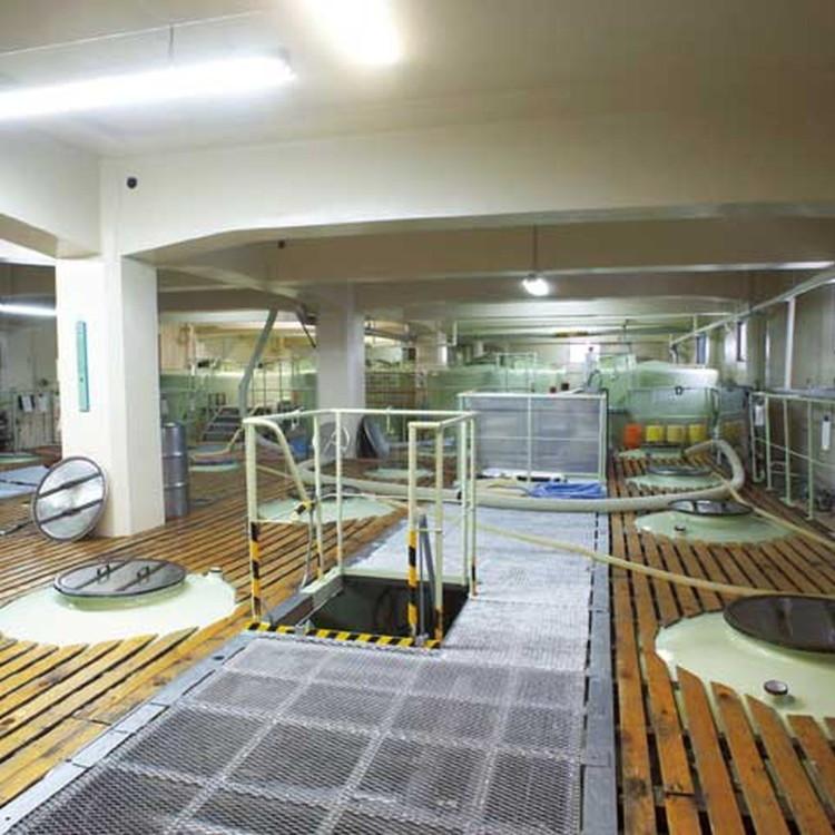 男山酒造り資料館