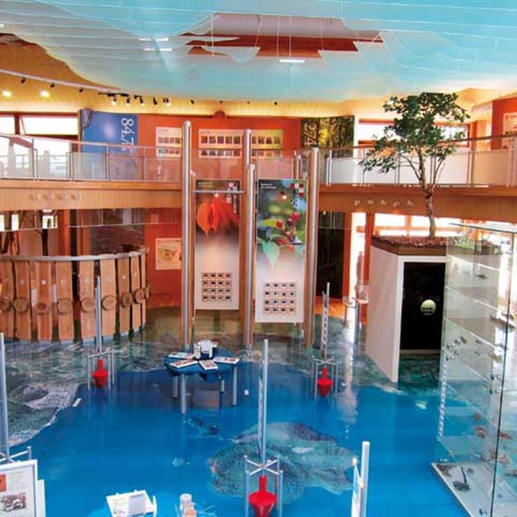 洞爺湖ビジターセンター・火山科学館