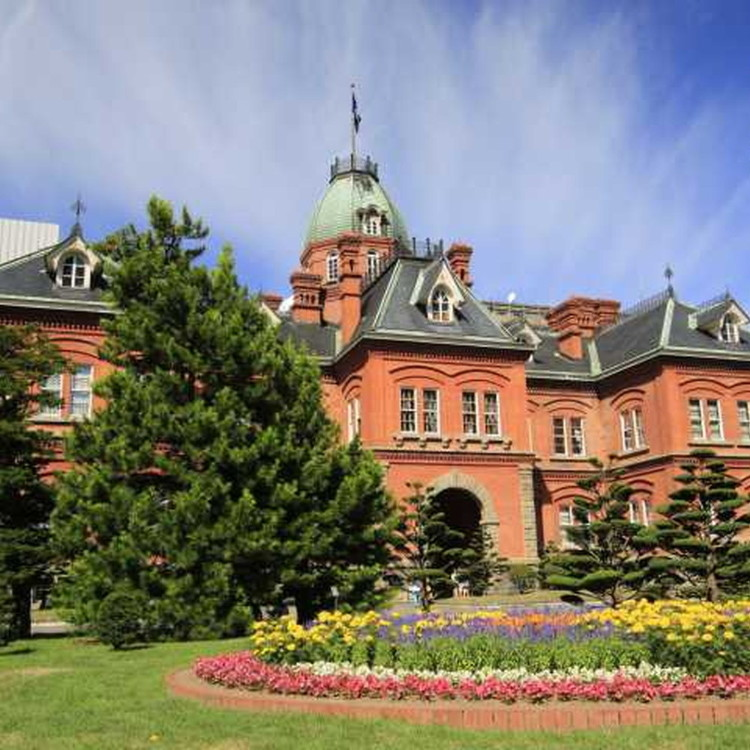 Former Hokkaido Government Office Building (Red Brick Office)