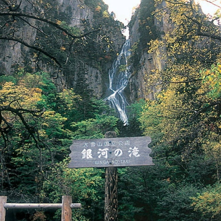 Waterfall of Ginga ・Waterfall of Meteor