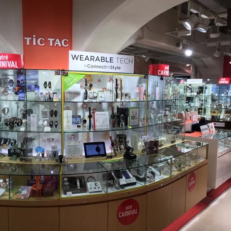 TiCTAC atre Akihabara Store