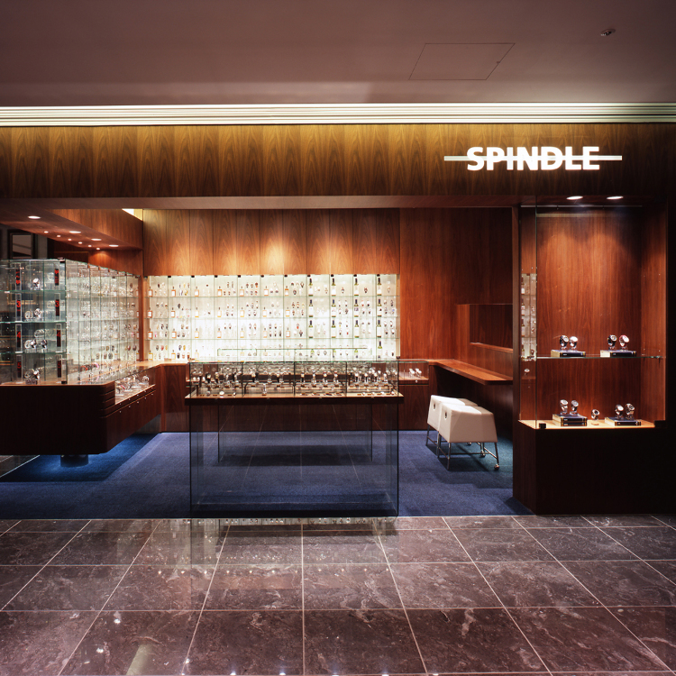 SPINDLE Shin-Marunouchi Building Store