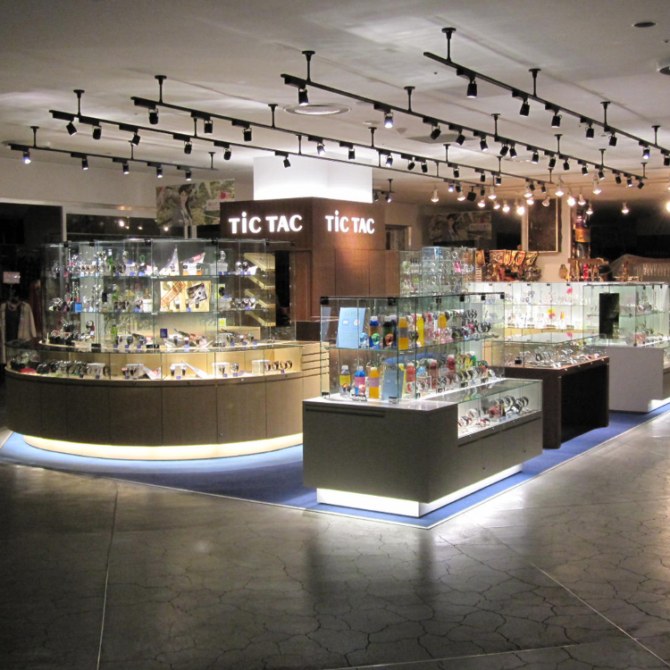 TiCTAC Sapporo Stellar Place store