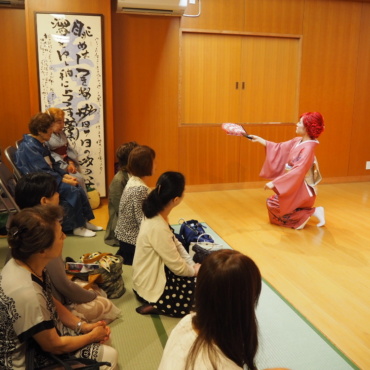 Japanese culture experience school