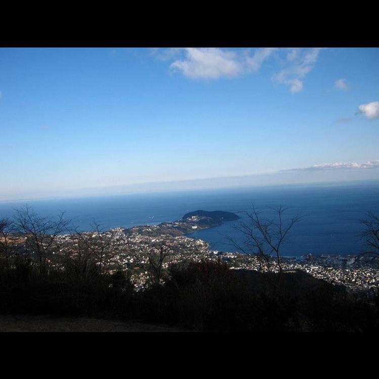 城山ハイキングコース