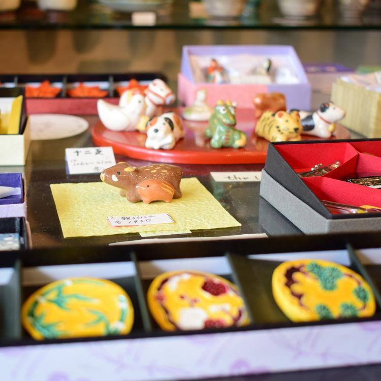 Kyo ware and Kiyomizu ware specialty store Seikado (Akasaka)