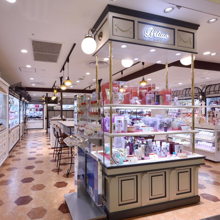B-time LUMINE Shinjuku store