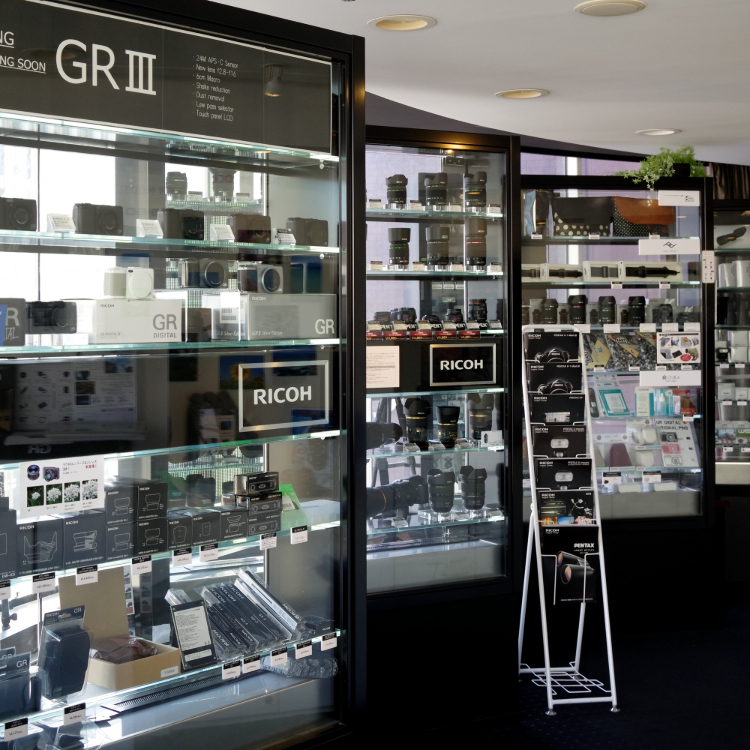 RICOH Imaging Square GINZA