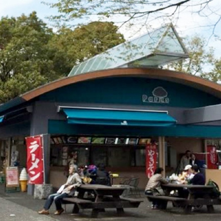 Yoyogi Park 1st Shop (Near the outdoor stage)