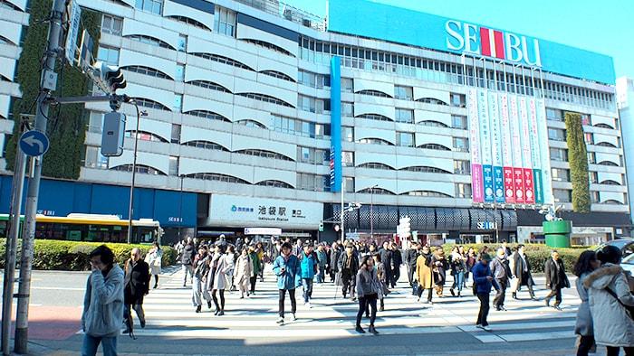[기본은 알고가자!] 도쿄 인기 지역 '이케부쿠로' 및 그 주변 관광명소!