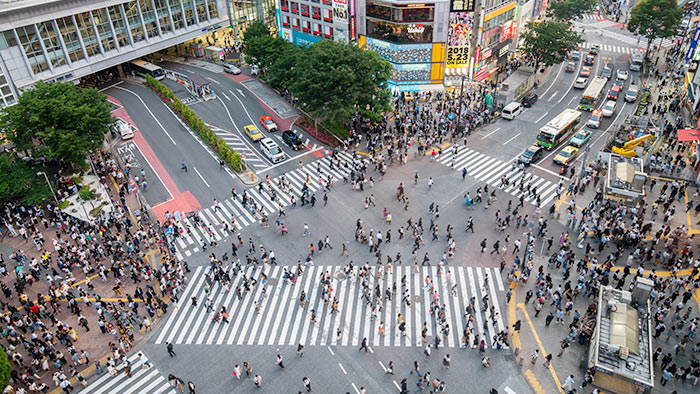 [기본은 알고가자!] 도쿄 인기 지역 '시부야' 볼거리 및 그 주변 관광명소!